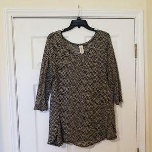 42pops Knit Tunic - Size XL